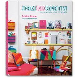 Ricco di idee nuove e stimolanti, Spazi (ri)creativi è il compagno perfetto per arredare la propria casa a misura di famiglia